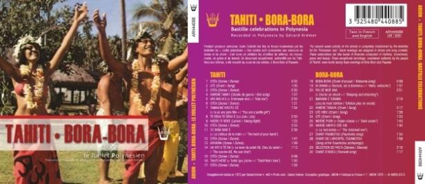 Tahiti - Bora-Bora - Bastille celebrations in Polynesia by Gérard Kremer