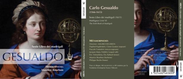 Le 6ème livre de madrigaux est un recueil de 23 pièces édité en 1611, deux ans avant la mort de Gesualdo ; nous n'avons pas de certitudes sur leur date de composition (après 1596). La provenance des textes ne nous est pas connue. Il est probable que la plupart d'entre eux ont été écrits par Gesualdo lui-même. Le début et la fin de chaque madrigal sont en général, mais pas toujours, dans la même tonalité, d'ailleurs usuelle pour l'époque...