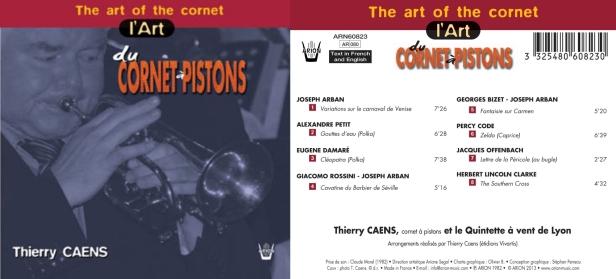 L'Art du Cornet à Pistons - Récital de cornet à pistons par Thierry Caens de la période classique à contemporaine