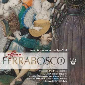 Un compositeur méconnu - Ferrabosco et ses Ayres and Lessons pour viole de Lyre