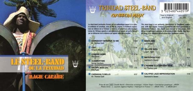 Le Steel-Band de la Trinidad - Magie Caraibe, des standards traditionnels aux plus grandes mélodies