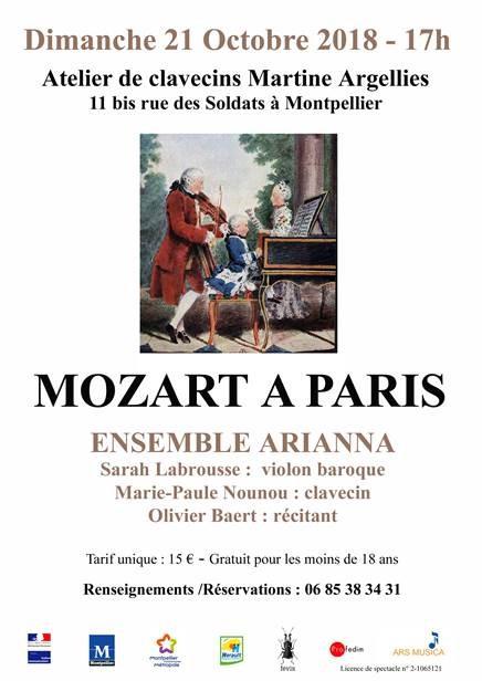 Ariana 21-10-18 Montpellier