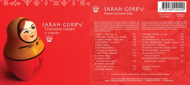 ARN44249 Sarah Gorby Chants Russes