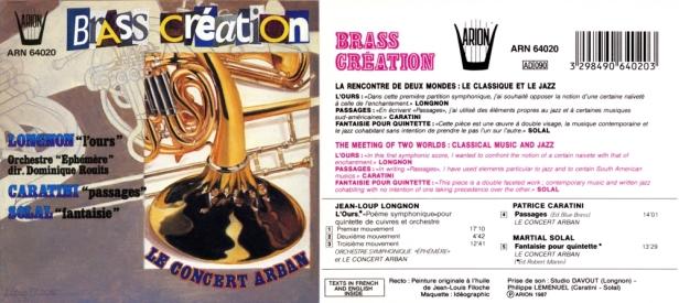 ARN64020 Brass Creation