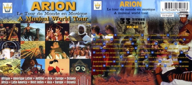 ARN64080-Tour du monde