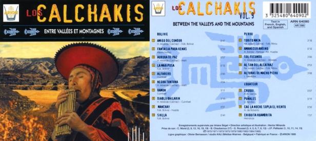 ARN64090-Les Calchakis vol9