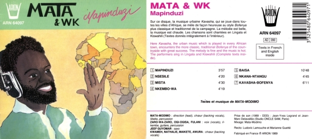 ARN64097-Mapinduzi - Mata