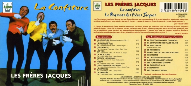 ARN64098-Confiture Frères Jacques