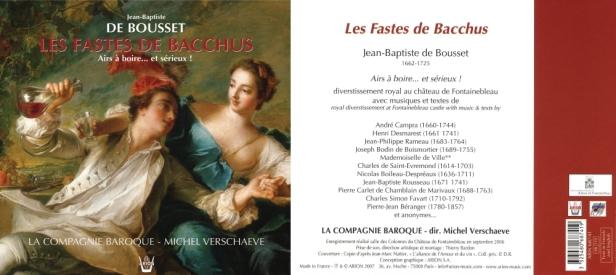 ARN68741 - De Bousset - Compagnie Baroque