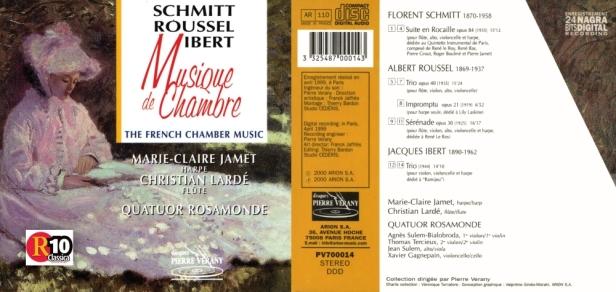 PV700014 - Quatuor Rosamonde