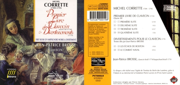 PV700019 - Corrette - Brosse