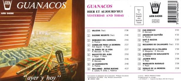 ARN64066 Guanacos