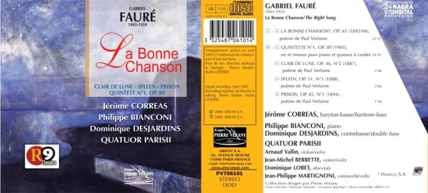 pv706101 - fauré - corréas
