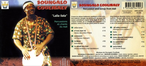 ARN64192-Soungalo Coulibaly