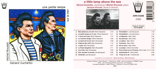 ARN64288-La petite lampe-Zuchetto