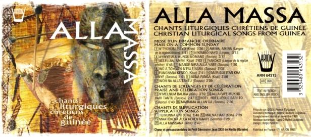 ARN64313-Alla Massa-Liturgique Guinée