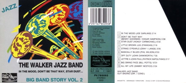 PV785093-Walker Jazz band