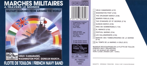 PV786032-Marches militaires