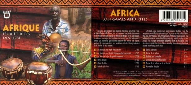 ARN64341-Afrique-Jeux et lobis