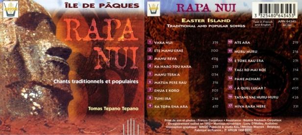 ARN64345-Ile de Paques Rapa nui