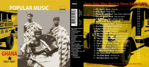 ARN64564-Popular music of Ghana