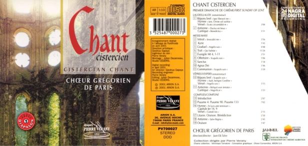 PV700027-Chant Grégorien de Paris