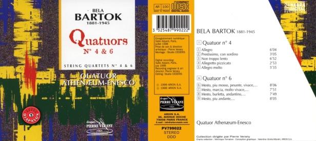 PV799022-Bartok-Quatuor Enesco
