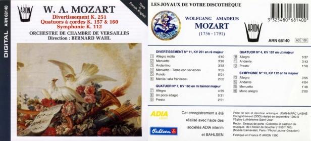 ARN68140-Mozart-B. Wahl