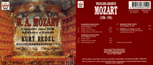 ARN68150-Mozart-Kurt Redel