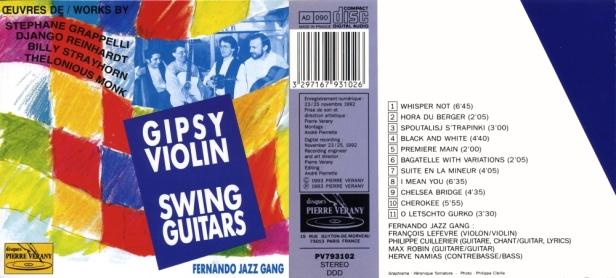 PV793102-Gipsy violin-Fernando jazz gang