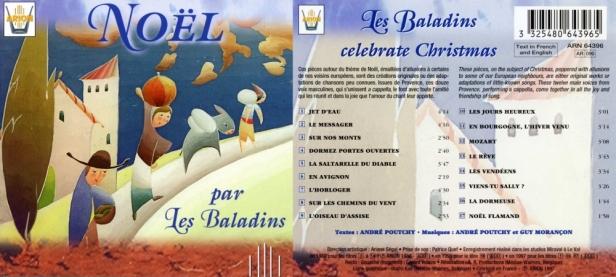 """""""Noël par les Baladins"""" - Celebrate Christmas"""