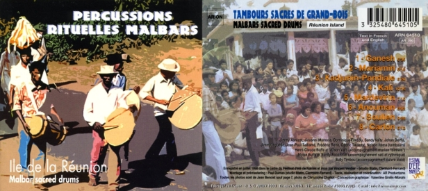 ARN64510-Tambours malbar