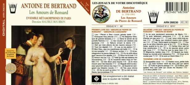 ARN268230-De Bertrand