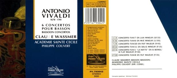 PV793042-Vivaldi Wassmer