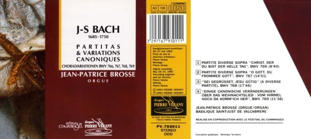 PV793011-Bach Brosse