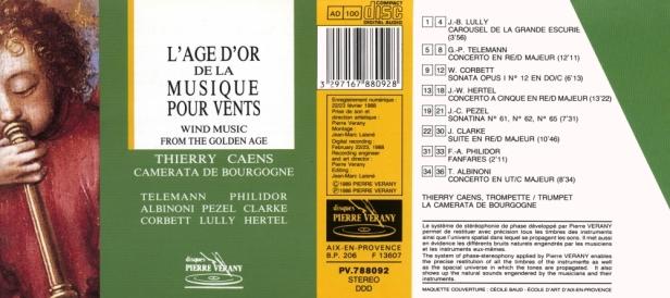 PV788092-Camerata de bourgogne - Caens