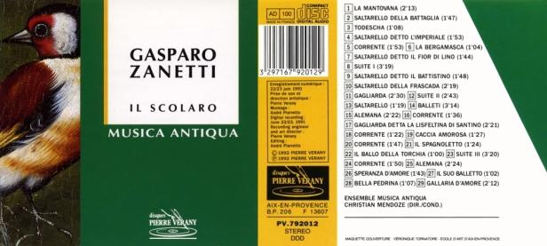 PV792012-Zanetti Misica antiqua