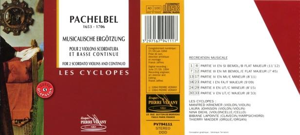 PV794111-Pachelbel-Les Cyclopes