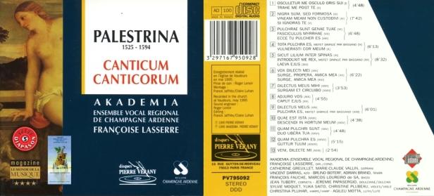PV795092-Palestrina Akademia
