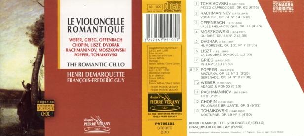 PV795101-Violoncelle Demarquette