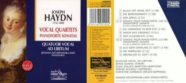 PV795102-Haydn quatuors vocaux