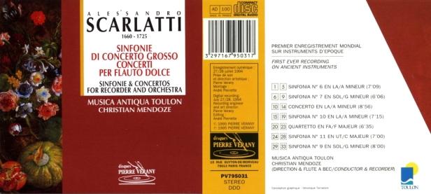 PV795031-Scarlatti Musica Antiqua