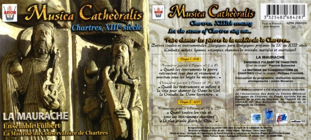 ARN268428-Musica Cathedralis