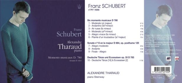 ARN40700-Scubert Tharaud