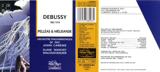 PV788093-Debussy Pelleas Melisande