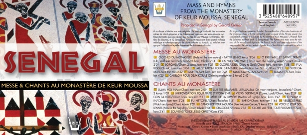64095-Senegal-Messe Keur Moussa