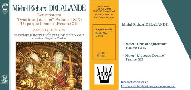51186 - Delalande motets